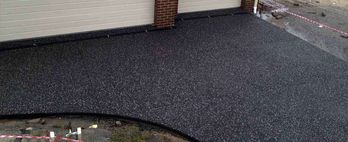 Top Quality Exposed Aggregate Decorative Concrete Driveways